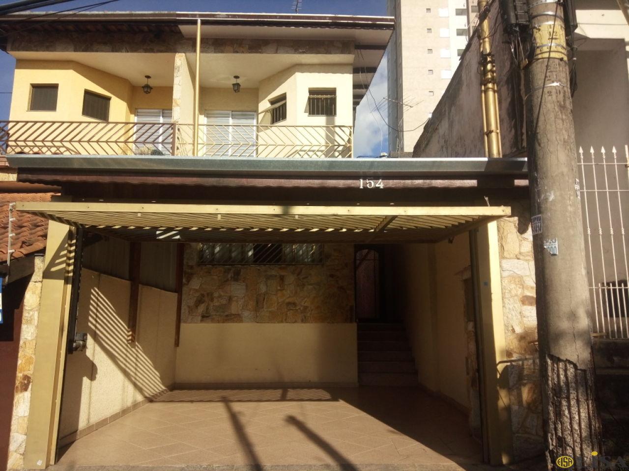 LOCAÇÃO | SOBRADO - Parque Vitória - 3 dormitórios - 2 Vagas - 110m² - CÓD:ET4369