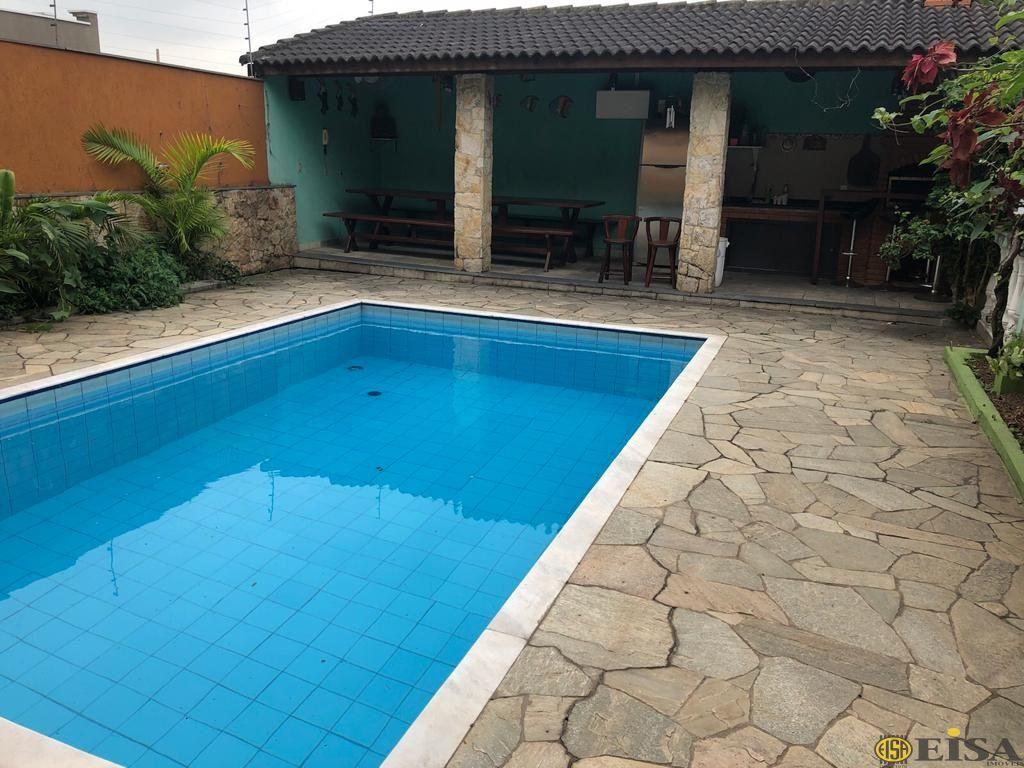 VENDA | SOBRADO - Vila Nova Mazzei - 6 dormitórios - 8 Vagas - 330m² - CÓD:ET4373