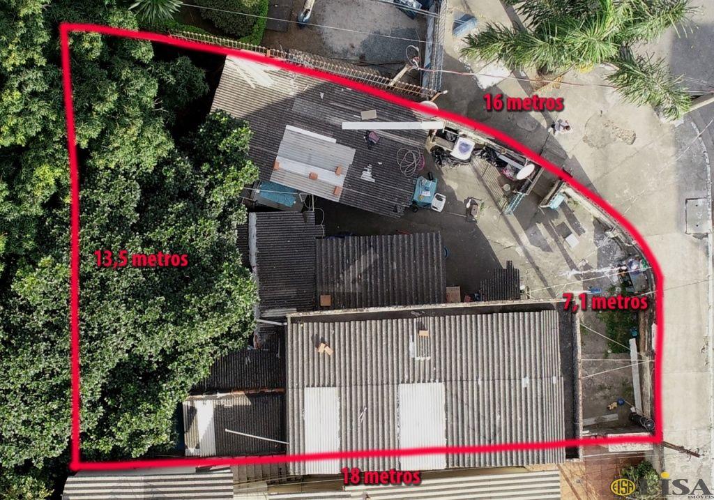 VENDA | TERRENO - Chácara São João -  dormitórios -  Vagas - 164m² - CÓD:ET4382