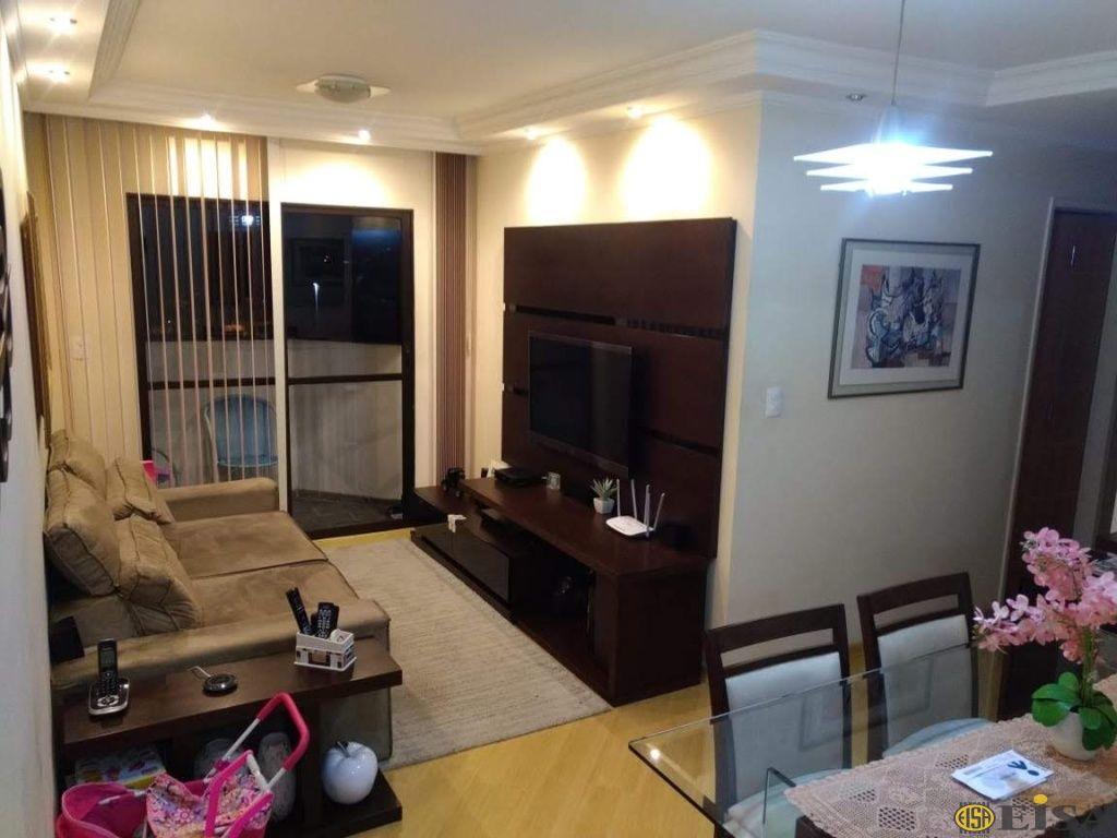 VENDA   APARTAMENTO - Vila Amália  Zona Norte - 3 dormitórios - 1 Vagas - 63m² - CÓD:ET4385