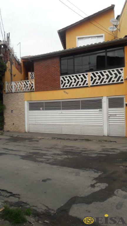 VENDA | SOBRADO - Jardim Rosana - 3 dormitórios - 2 Vagas - 120m² - CÓD:ET4391