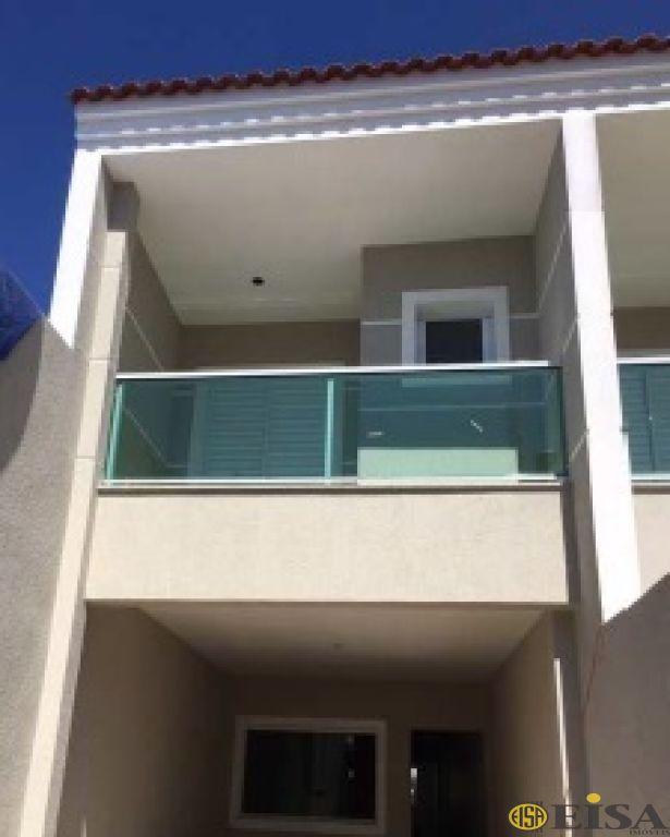 VENDA   SOBRADO - Vila Constança - 3 dormitórios - 2 Vagas - 120m² - CÓD:ET4397