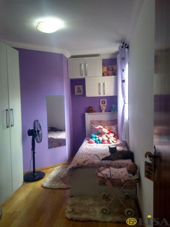 VENDA   APARTAMENTO - Jardim Pilar - 2 dormitórios - 1 Vagas - 55m² - CÓD:ET4399