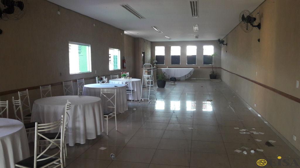LOCAÇÃO | SALãO - Tucuruvi -  dormitórios -  Vagas - 200m² - CÓD:ET4419