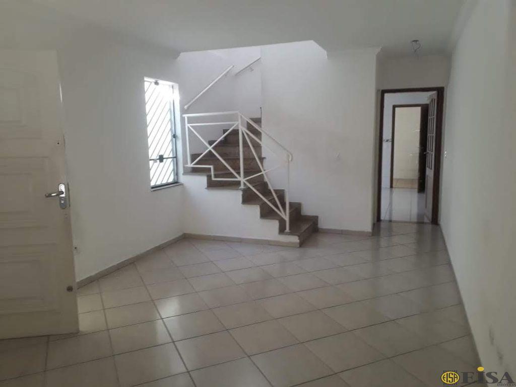 LOCAÇÃO | SOBRADO - Vila Nova Mazzei - 3 dormitórios - 2 Vagas - 100m² - CÓD:ET4425