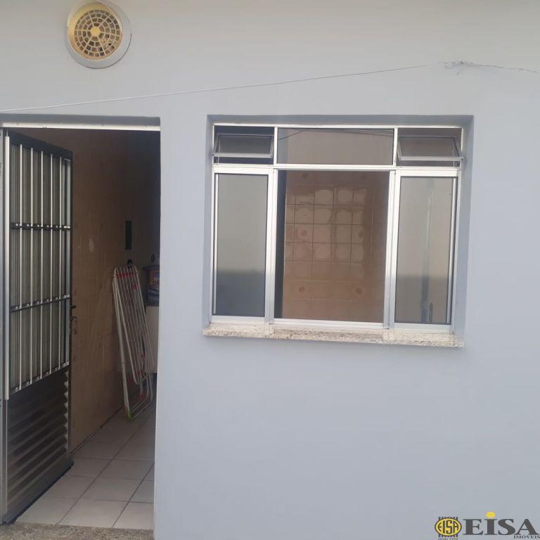 LOCAÇÃO | CASA TéRREA - Vila Nivi - 1 dormitórios -  Vagas - 55m² - CÓD:ET4438