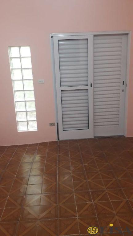 LOCAÇÃO   CASA ASSOBRADADA - Vila Nivi - 1 dormitórios - 1 Vagas - 70m² - CÓD:ET4446