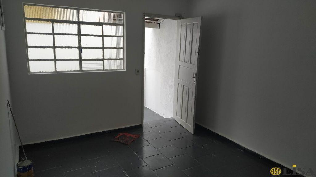 LOCAÇÃO | CASA DE VILA - Vila Nivi - 1 dormitórios -  Vagas - 50m² - CÓD:ET4465