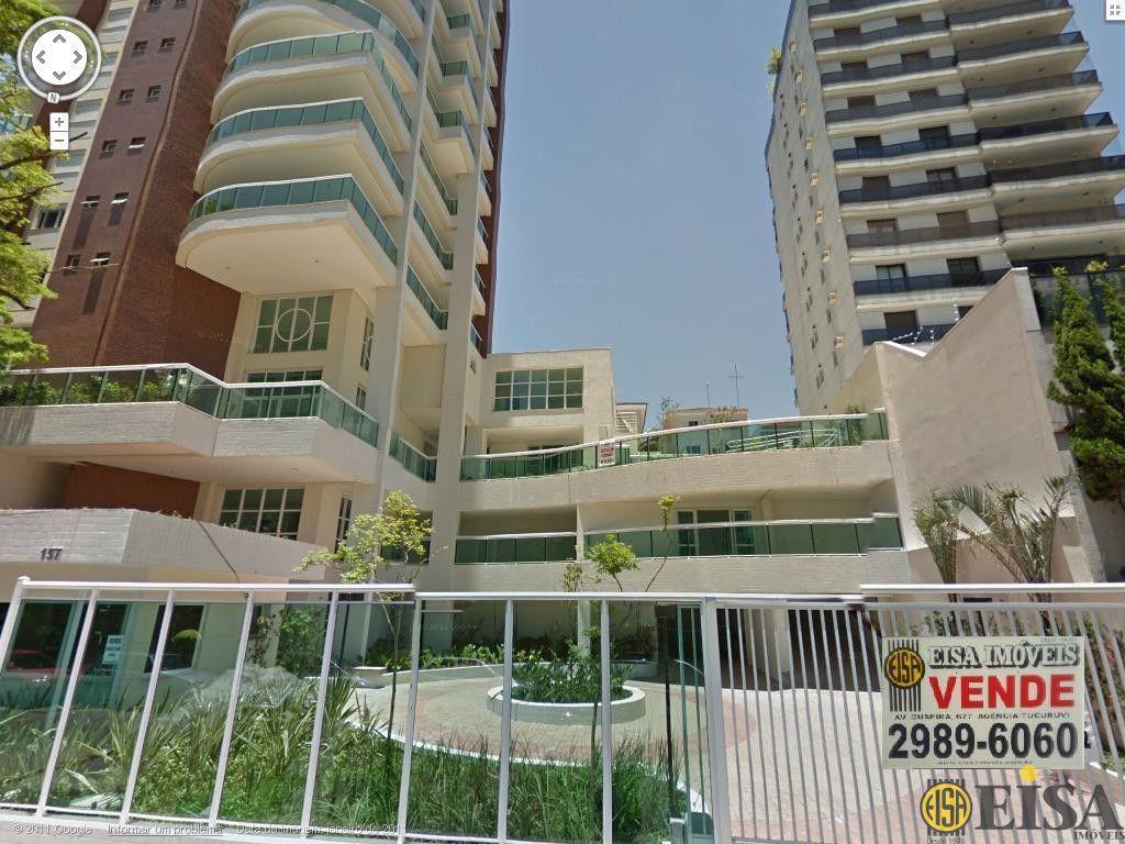 VENDA | APARTAMENTO - Santana - 4 dormitórios - 5 Vagas - 228m² - CÓD:ET456