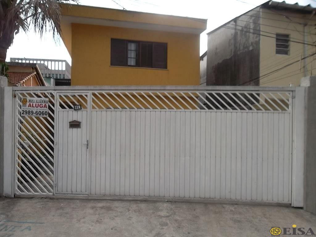 LOCAÇÃO | CASA TéRREA - Vila Constança - 1 dormitórios -  Vagas - 50m² - CÓD:ET463