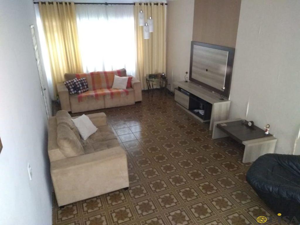 VENDA | SOBRADO - Parque Edu Chaves - 3 dormitórios -  Vagas - 150m² - CÓD:ET503