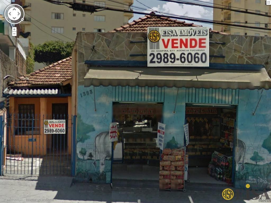 VENDA | TERRENO - Lauzane Paulista -  dormitórios -  Vagas - m² - CÓD:ET522