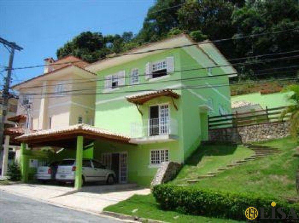 VENDA | SOBRADO - Horto Florestal - 4 dormitórios - 3 Vagas - 250m² - CÓD:ET530