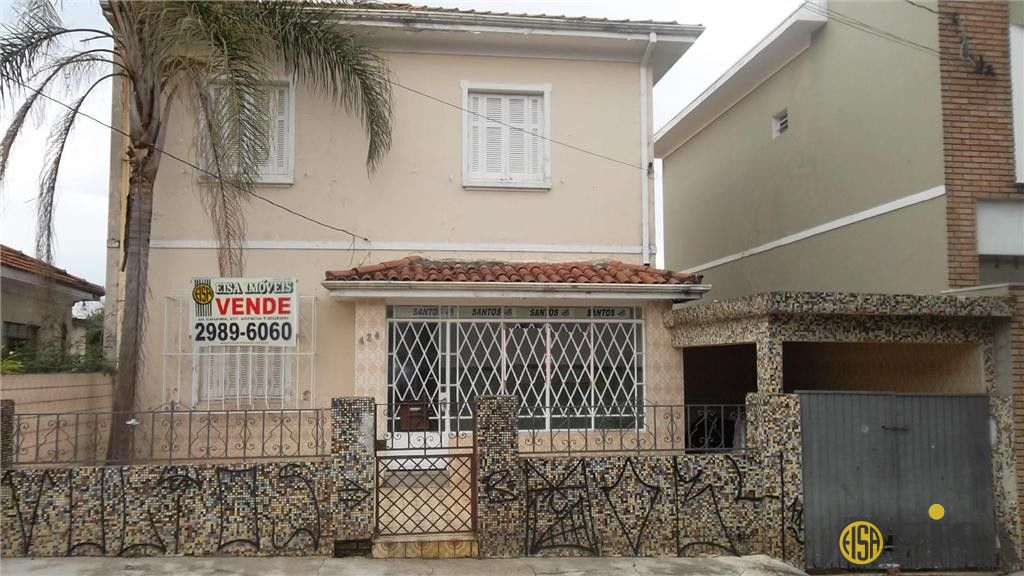 VENDA | SOBRADO - Tucuruvi - 1 dormitórios -  Vagas - 190m² - CÓD:ET533