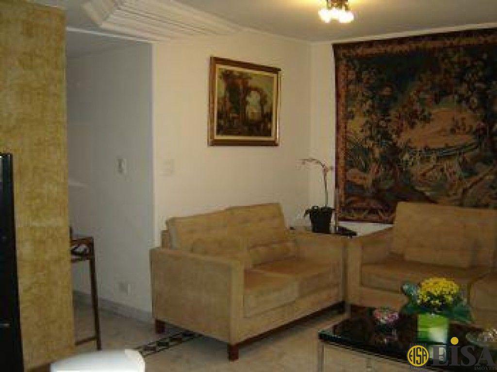 VENDA | APARTAMENTO - Santana - 4 dormitórios - 2 Vagas - 120m² - CÓD:ET691