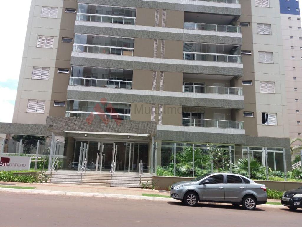 Apartamento para Venda - GLEBA FAZENDA PALHANO