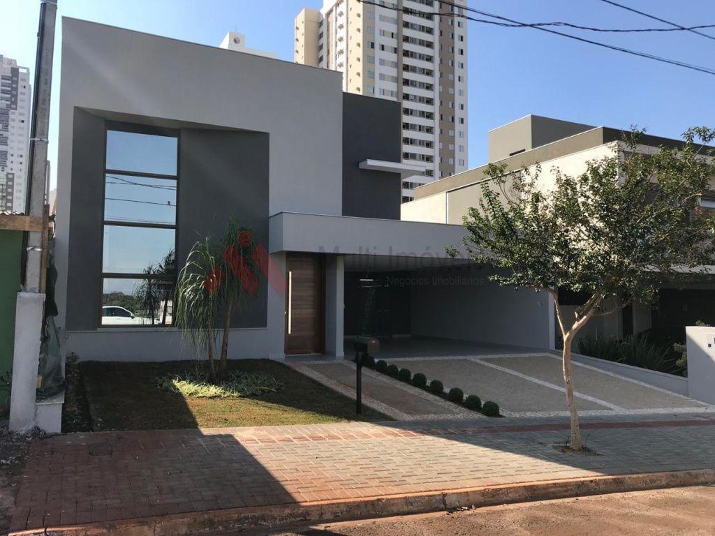 Casa em Condomínio para Venda - RESIDENCIAL JOSÉ LÁZARO GOUVEA