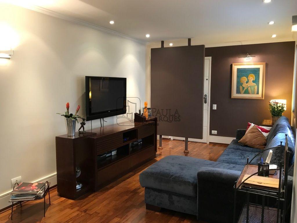 Apartamento Mobiliado para Locação - Itaim Bibi