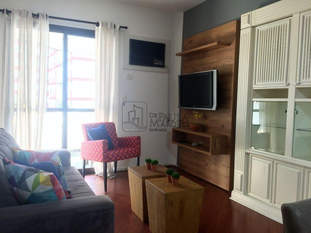 Apartamento Mobiliado para Locação - Jardim Paulista