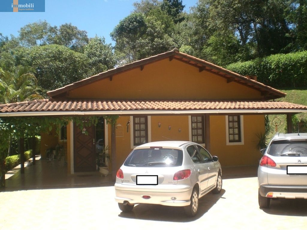 Casa Em Condomínio para Venda - Colonial Village