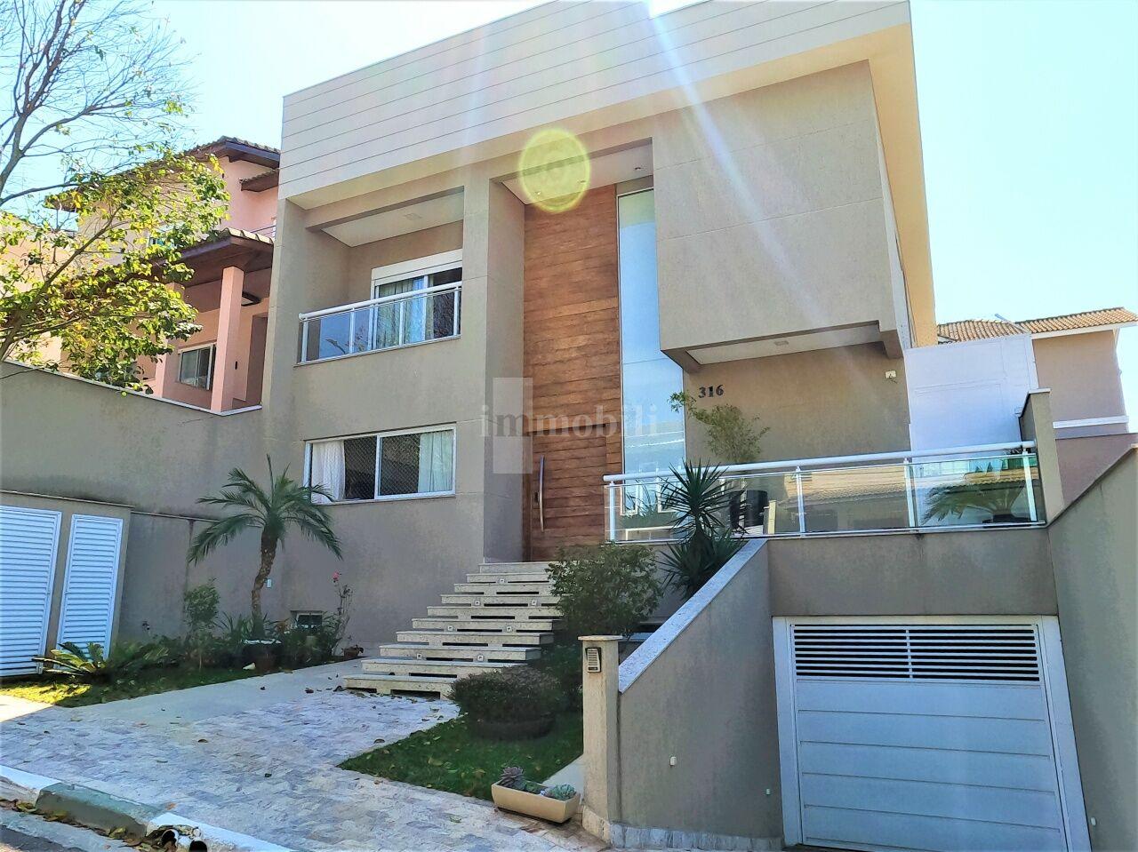 Casa em Condomínio para Venda - HORTO FLORESTAL