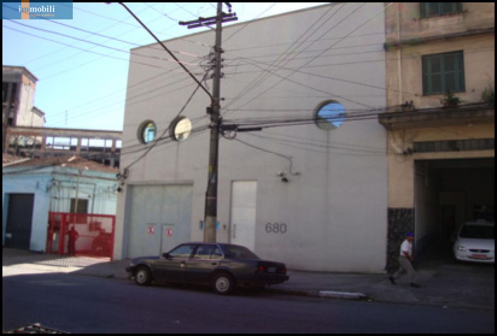 Galpão para Venda - CAMPOS ELÍSEOS