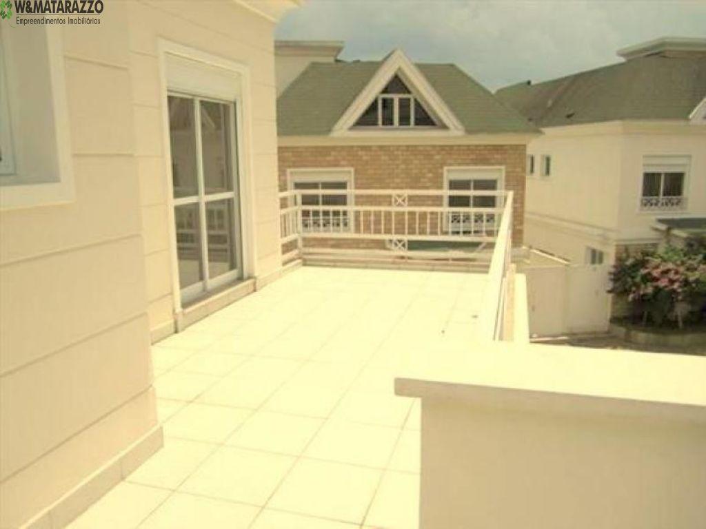Casa de Condomínio Jardim Petrópolis 3 dormitorios 5 banheiros 3 vagas na garagem