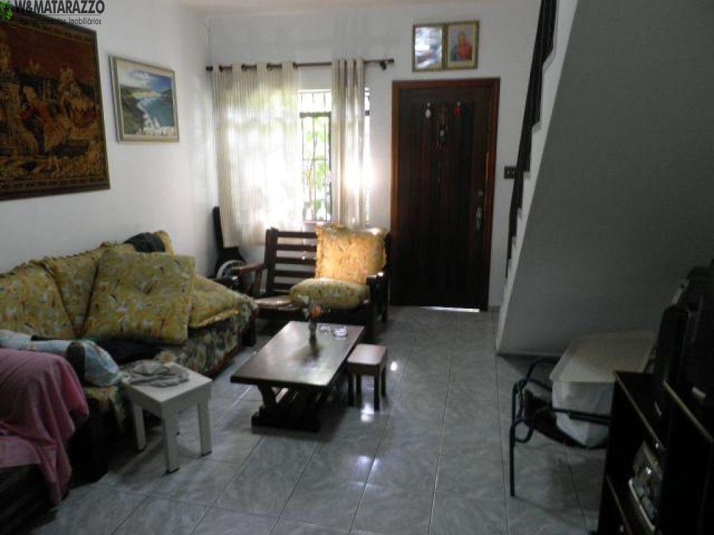 Casa Campo Belo - Referência WL128