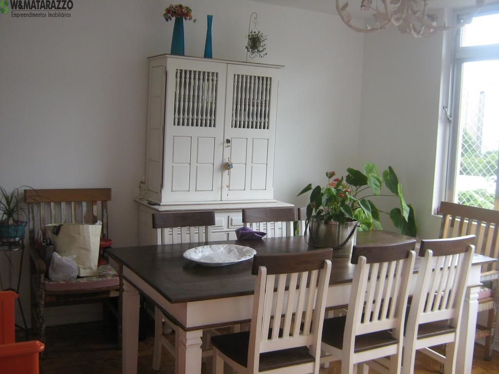 Apartamento venda Jardim Petrópolis - Referência WL3457
