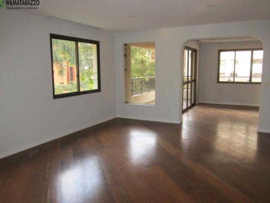 Apartamento Indianópolis - Referência WL3587