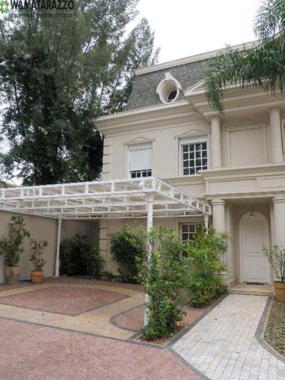 Casa de Condomínio Alto da Boa Vista 4 dormitorios 6 banheiros 4 vagas na garagem