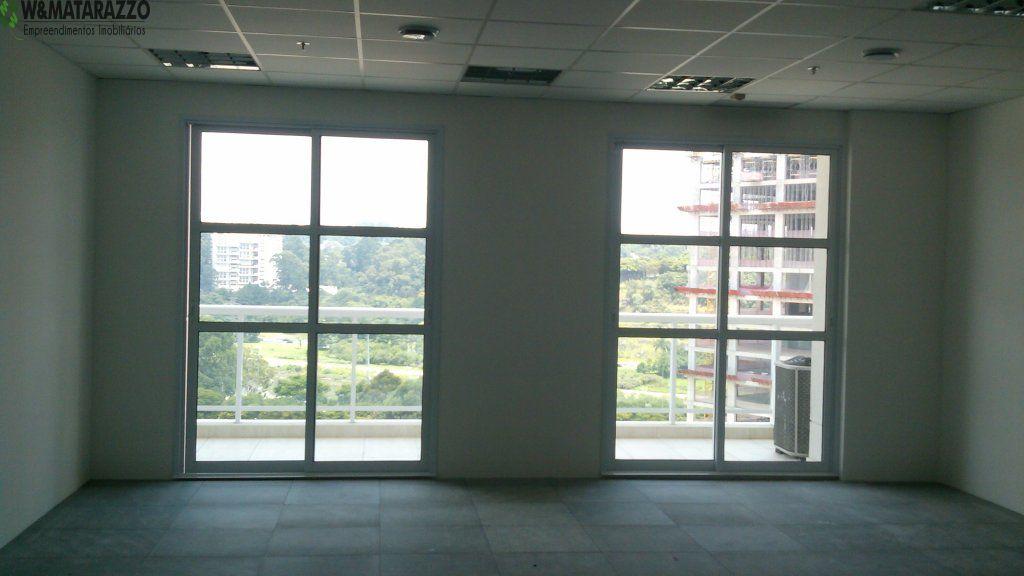Conjunto Comercial/sala Vila Cordeiro 0 dormitorios 1 banheiros 2 vagas na garagem