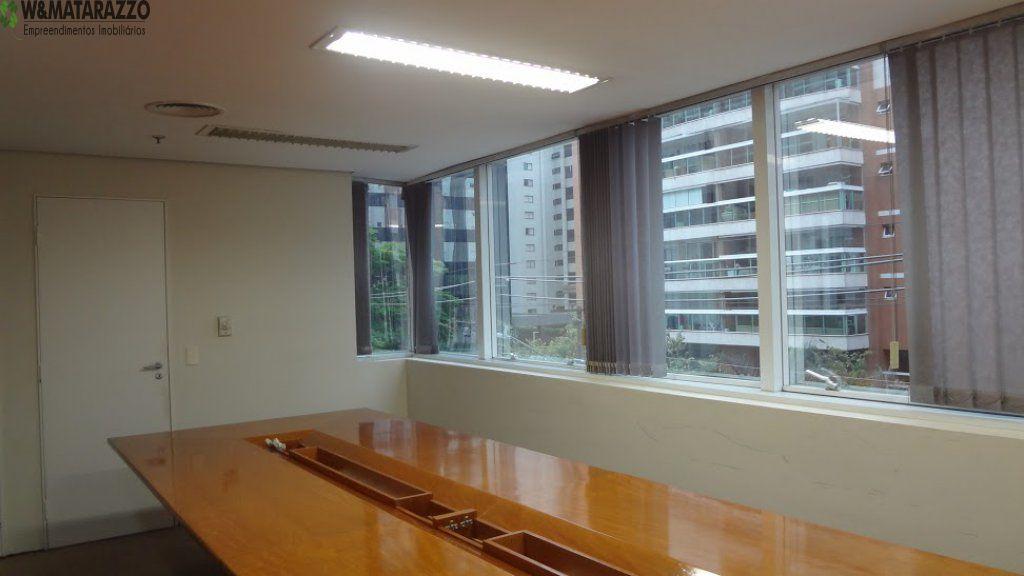 Conjunto Comercial/sala Vila Olímpia - Referência WL4879