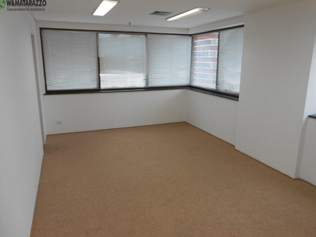 Conjunto Comercial/sala Cerqueira César 0 dormitorios 3 banheiros 4 vagas na garagem