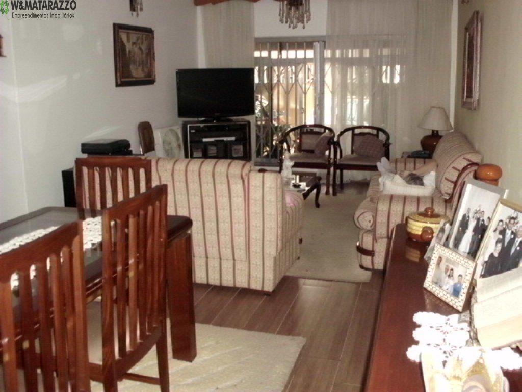 Casa venda Santo Amaro - Referência WL4962