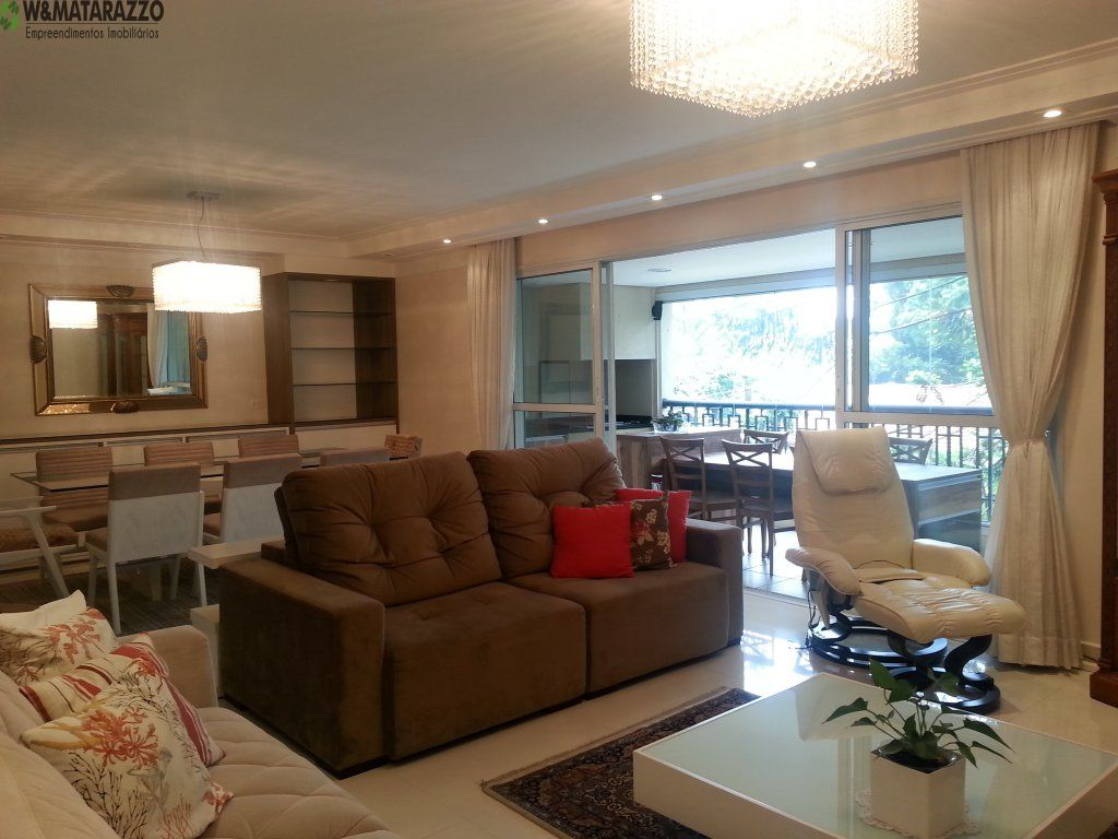 Apartamento Vila Zat 4 dormitorios 5 banheiros 3 vagas na garagem