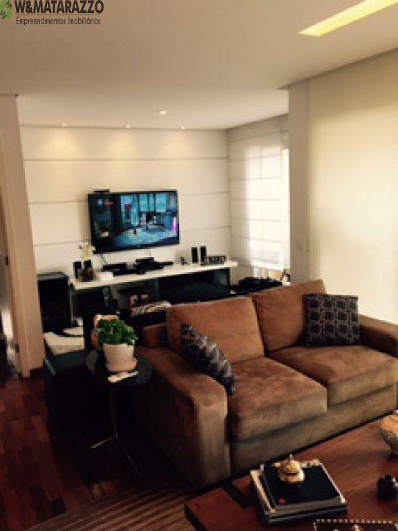 Apartamento Brooklin Paulista 4 dormitorios 3 banheiros 2 vagas na garagem