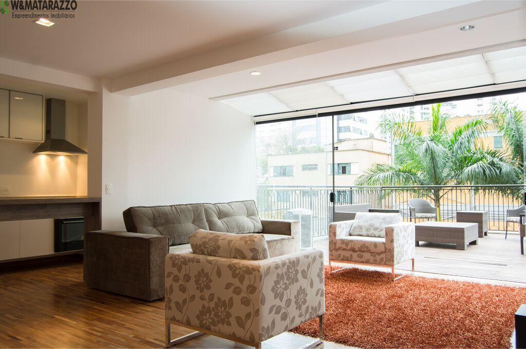 Apartamento Vila Nova Conceição - Referência WL6009