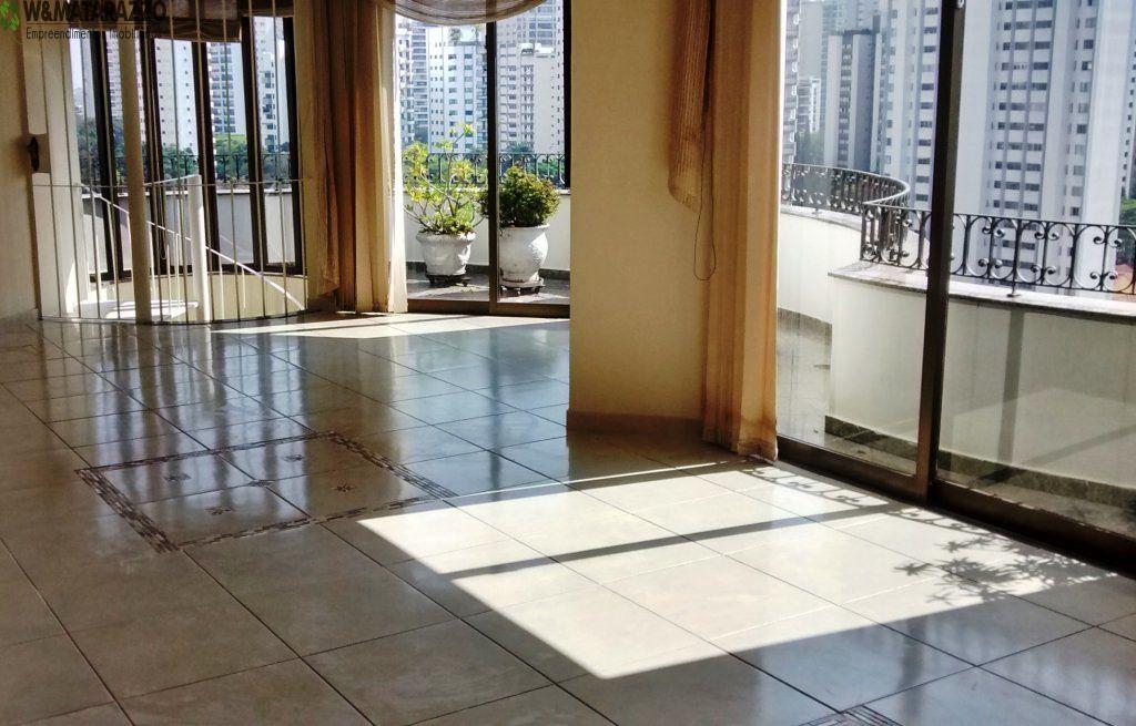 Apartamento venda Campo Belo - Referência WL6931