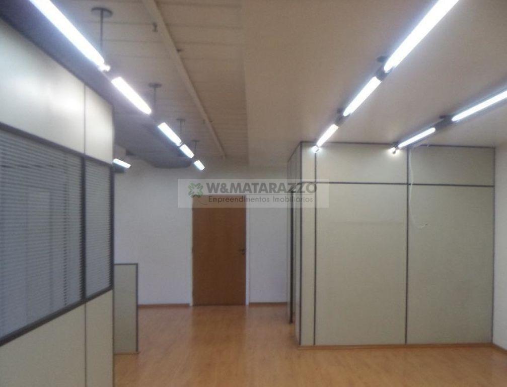 Conjunto Comercial/sala Cidade Monções 0 dormitorios 2 banheiros 2 vagas na garagem