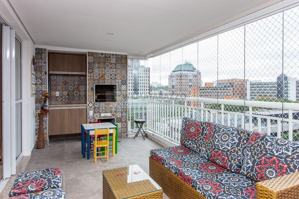 Apartamento Chácara Santo Antônio (Zona Sul) - Referência WL12858