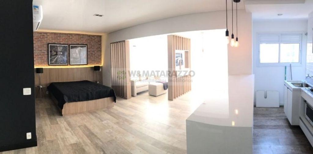 Loft Vila Nova Conceição 1 dormitorios 2 banheiros 1 vagas na garagem