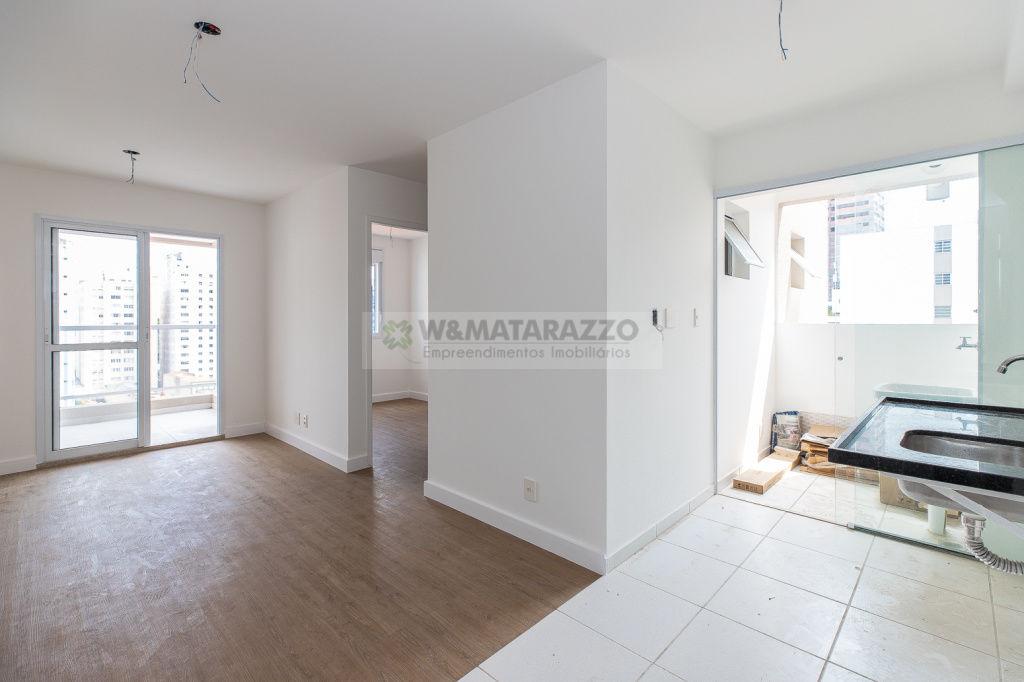 Apartamento Jardim Paulistano 2 dormitorios 2 banheiros 1 vagas na garagem