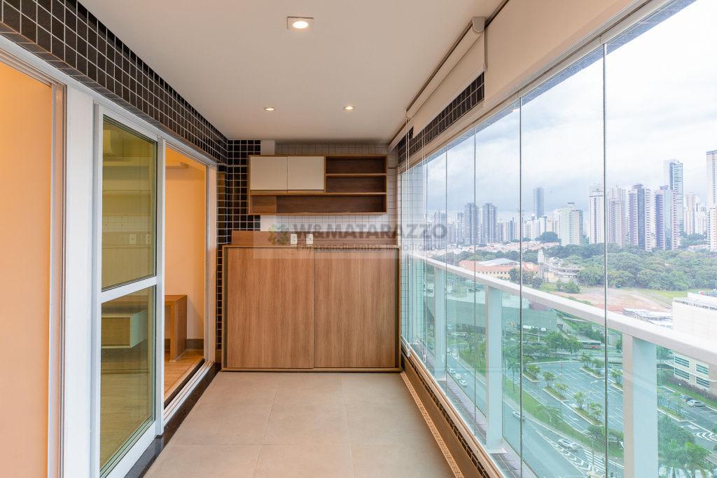 Apartamento Vila Regente Feijó 1 dormitorios 2 banheiros 2 vagas na garagem