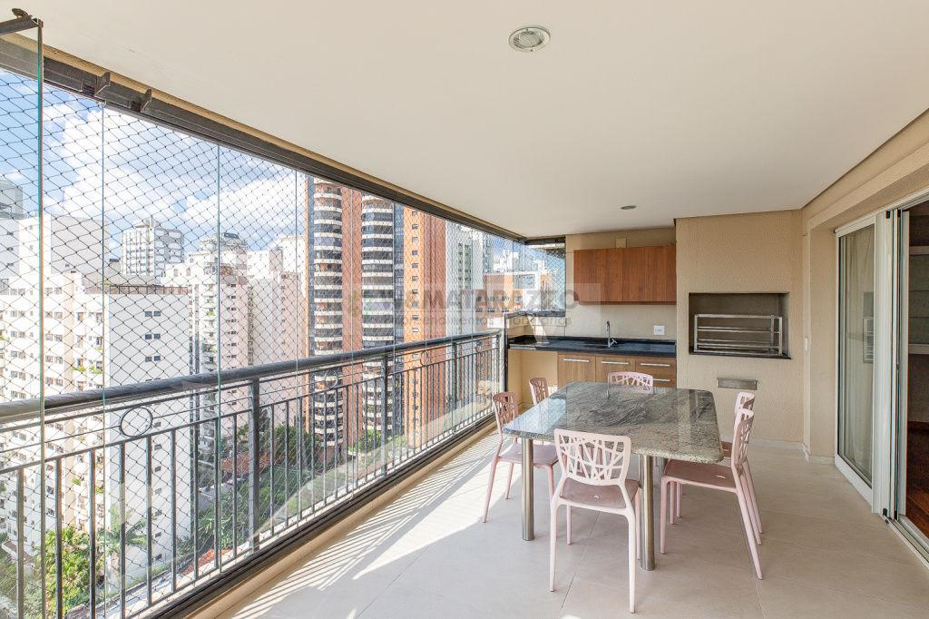 Apartamento Vila Nova Conceição 3 dormitorios 5 banheiros 5 vagas na garagem