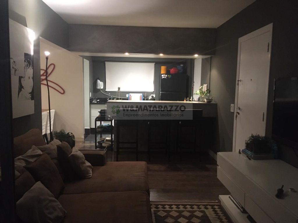Apartamento Vila Nova Conceição 2 dormitorios 0 banheiros 1 vagas na garagem