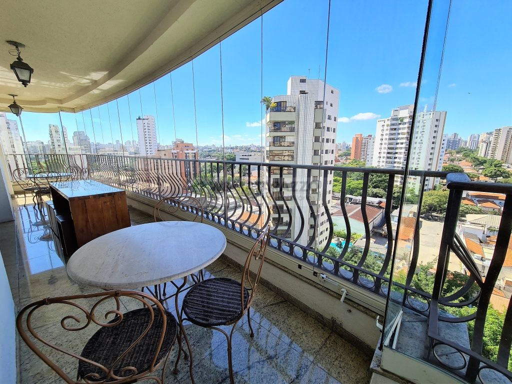 Apartamento Campo Belo 4 dormitorios 6 banheiros 4 vagas na garagem