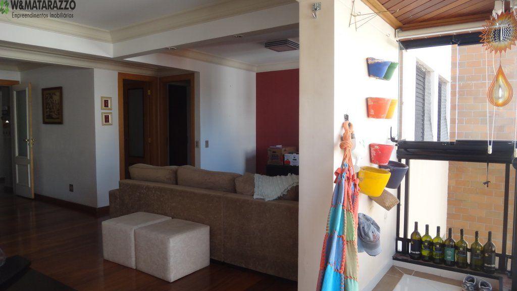 Apartamento Brooklin Paulista - Referência WL7899