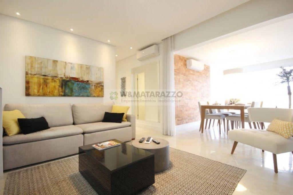 Apartamento Vila Nova Conceição 1 dormitorios 2 banheiros 2 vagas na garagem