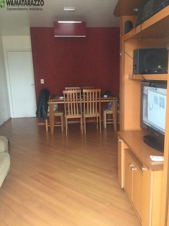 Apartamento Vila Cruzeiro 3 dormitorios 2 banheiros 2 vagas na garagem